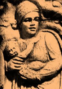 dacian woman portrait
