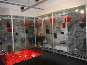 Artefacte de la Zargedava, Muzeul de Istorie din Roman