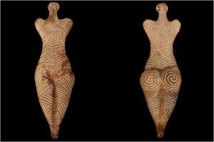 Zeitati feminine, cultura Cucuteni