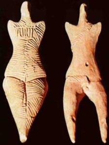 Idoli, cultura Cucuteni